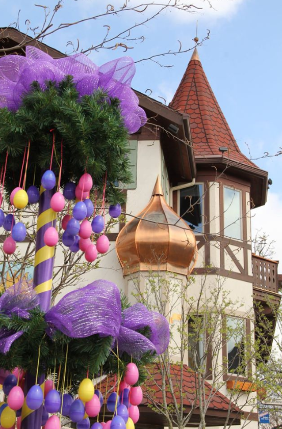 Easter Time in Frankenmuth